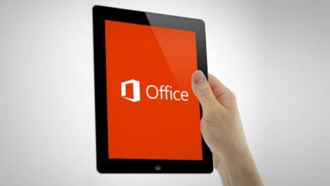 Office para iPad podría llegar antes que para Windows 8