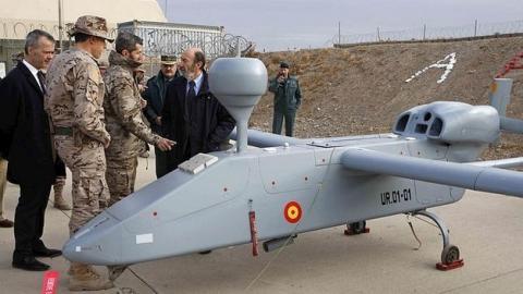Metadata+, la app para seguir los ataques militares de drones estadounidenses de guerra