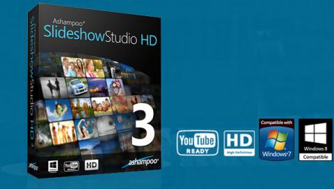 Ashampoo Slideshow Studio HD 3: crea vídeos HD con tus fotos