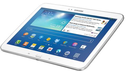 Galaxy Tab 4 certificado por FCC