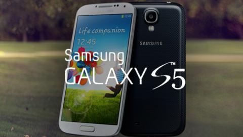Samsung Galaxy S5 lector huellas