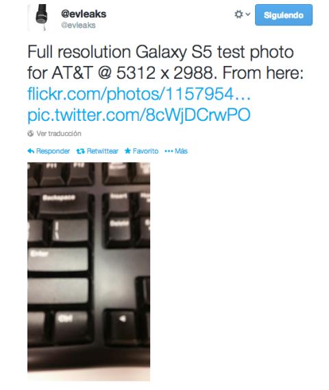 S5 en manos de AT&T