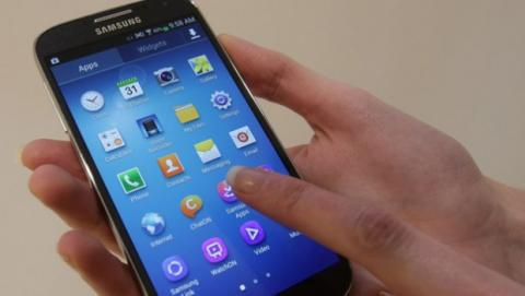 Samsung Galaxy S5 concepto