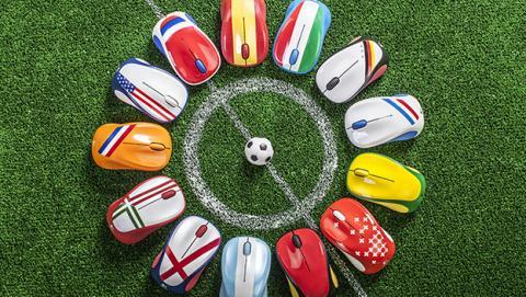 football edition logitech