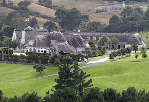 El registro de la mansión de DotCom en Auckland ha sido considerado como legal