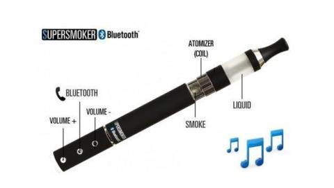 nuevo Supersmoker con tecnología Bluetooth