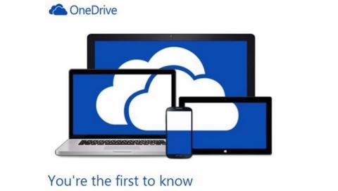 SkyDrive cambia de nombre, ahora es OneDrive, el sistema de almacenamiento en la nube de Microsoft.