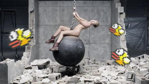 Flying Cyrus, la unión de Flappy Bird y Miley Cyrus