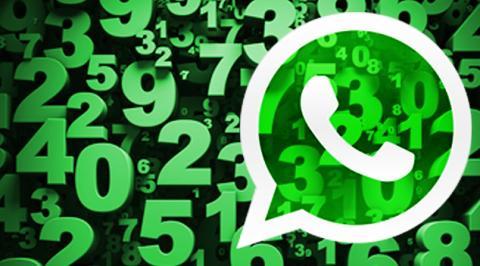 Los números de WhatsApp tras su compra por parte de Facebook