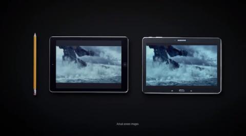 Samsung ataca, de nuevo, a Apple en sus nuevos anuncios