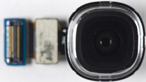 Sensor de 16 Mpx del Samsung Galaxy S5