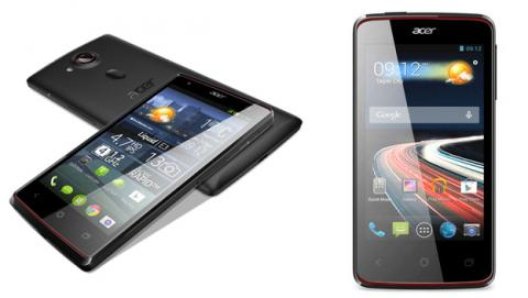 Acer Liquid Z4 y E3 estarán presentes en el MWC