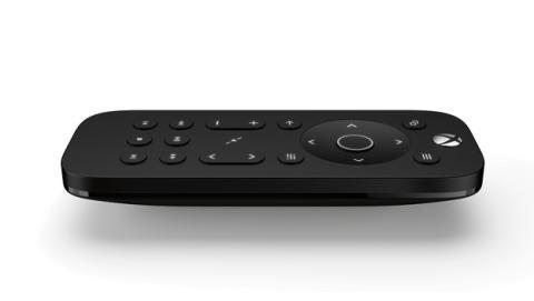 Microsoft presenta Xbox One Media Remote, el mando de control remoto de Xbox One para ver películas en blu-ray