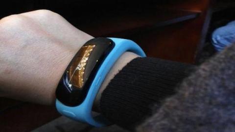 Posible imagen nuevo smartwatch de Huawei