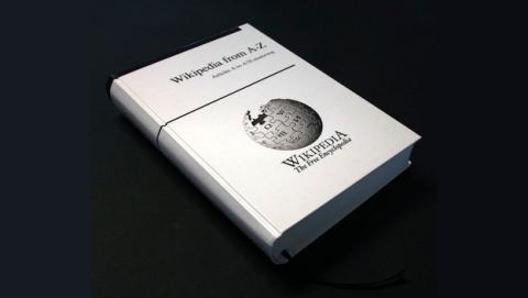 Pedia Press pretende imprimir la Wikipedia en 1000 libros de 1200 páginas cada uno.