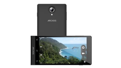 Los nuevos ARCHOS 64 Xenon, ARCHOS 50c Oxygen, ARCHOS 40b Titanium en el Mobile World Congress 2014