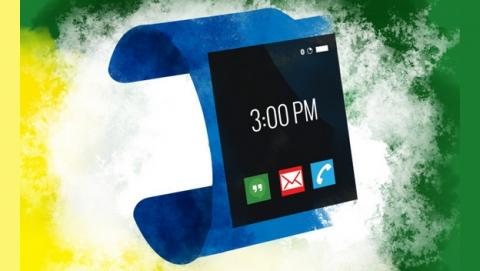 Primeros datos del smartwatch o reloj inteligente de Google