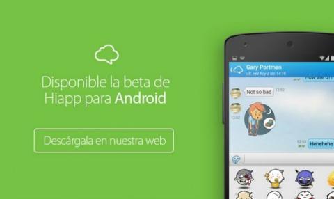 Hiapp, el Telegram español que quiere acercarse a WhatsApp
