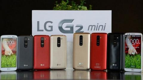 LG G2 mini MWC