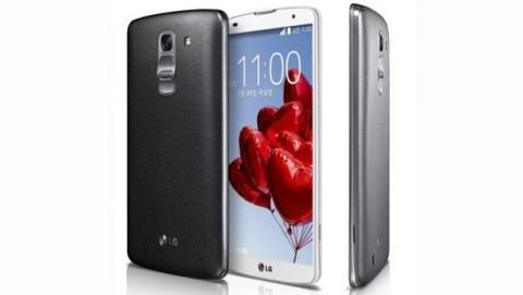 LG G2 pro MWC
