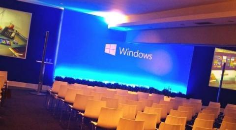 Windows en el MWC