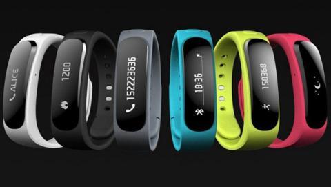 Huawei Talkband B1, la nueva smartband de Huawei