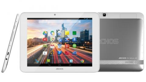 La tablet ARCHOS 80 Helium 4G, se estrena en el Mobile World Congress