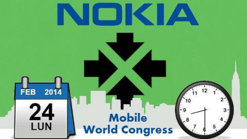 Presentación en directo Nokia