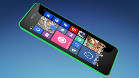 Nokia Lumia 630: desvelada imagen antes de su presentación