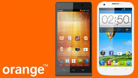 Orange presenta móviles Orange Gova y Reyo en el MWC 2014