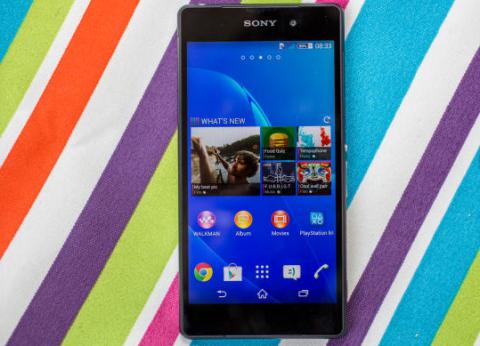 Sony Xperia Z2 presentado oficialmente en el MWC 2014