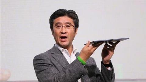 Sony Xperia Z2 tablet en el MWC