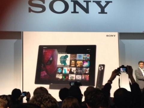 Sony Xperia Z2 tablet en el Mobile World Congress