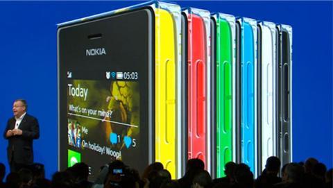 Nokia 220 y Nokia Asha 230: smartphones por menos de 45€