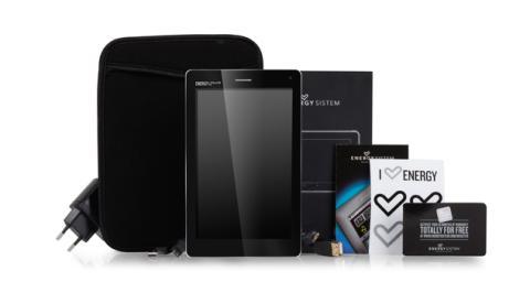 Energy Tablet x7 Quad 3G: características y precio