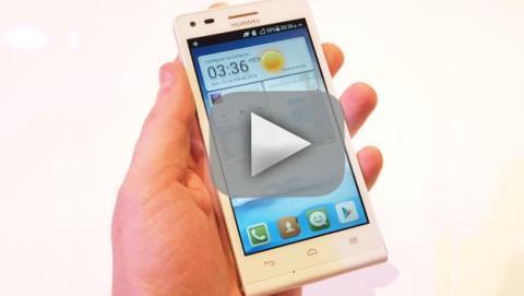 Primeras impresiones: así es el Huawei Ascend G6 en vídeo