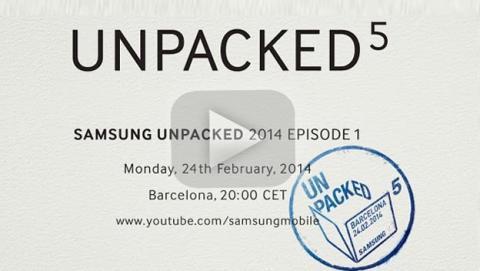 Presentación de Samsung Galaxy S5