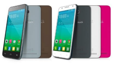 Nuevos Alcatel OneTouch