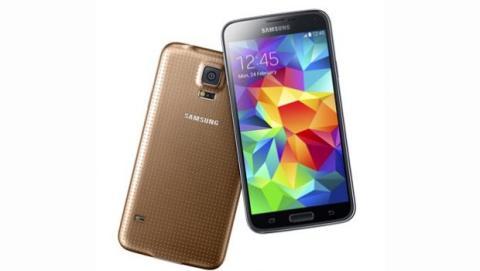 Samsung Galaxy S5 oficial