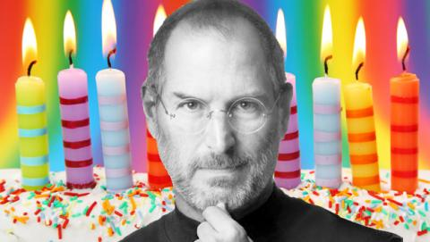 Homenaje a Steve Jobs por segundo aniversario de su muerte