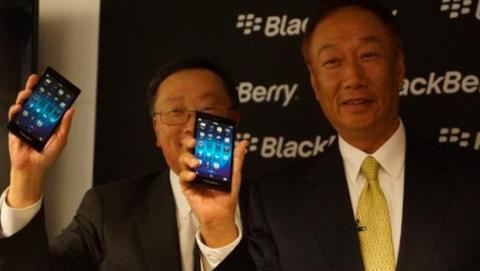 BlackBerry presenta sus terminales en el MWC 2014