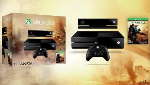 Xbox One baja de precio en el Reino Unido, con Titanfall gratis