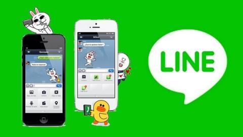 Line gana 2 millones de usuarios gracias al falllo de WhatsApp