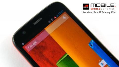 Motorola podría lanzar un low cost en el MWC 2014