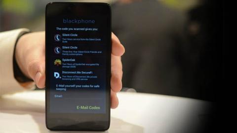 Características y precio de BlackPhone, así es en vídeo