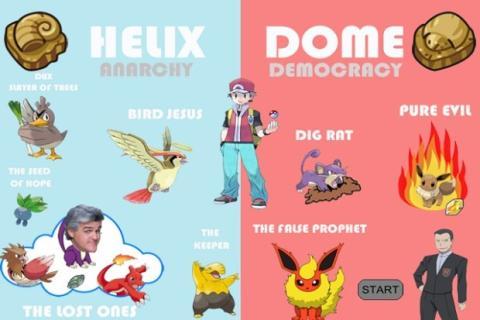 Democracy vs Anarchy