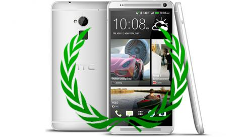 Global Mobile Awards htc one