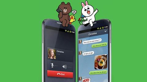Line anuncia llamadas a teléfonos que no tengan la app