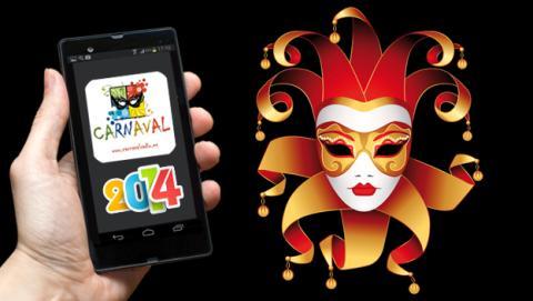 Las 10 mejores apps para iOS y Android del Carnaval 2014