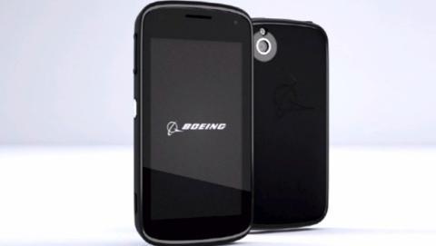 Boeing Black el smartphone antiespías